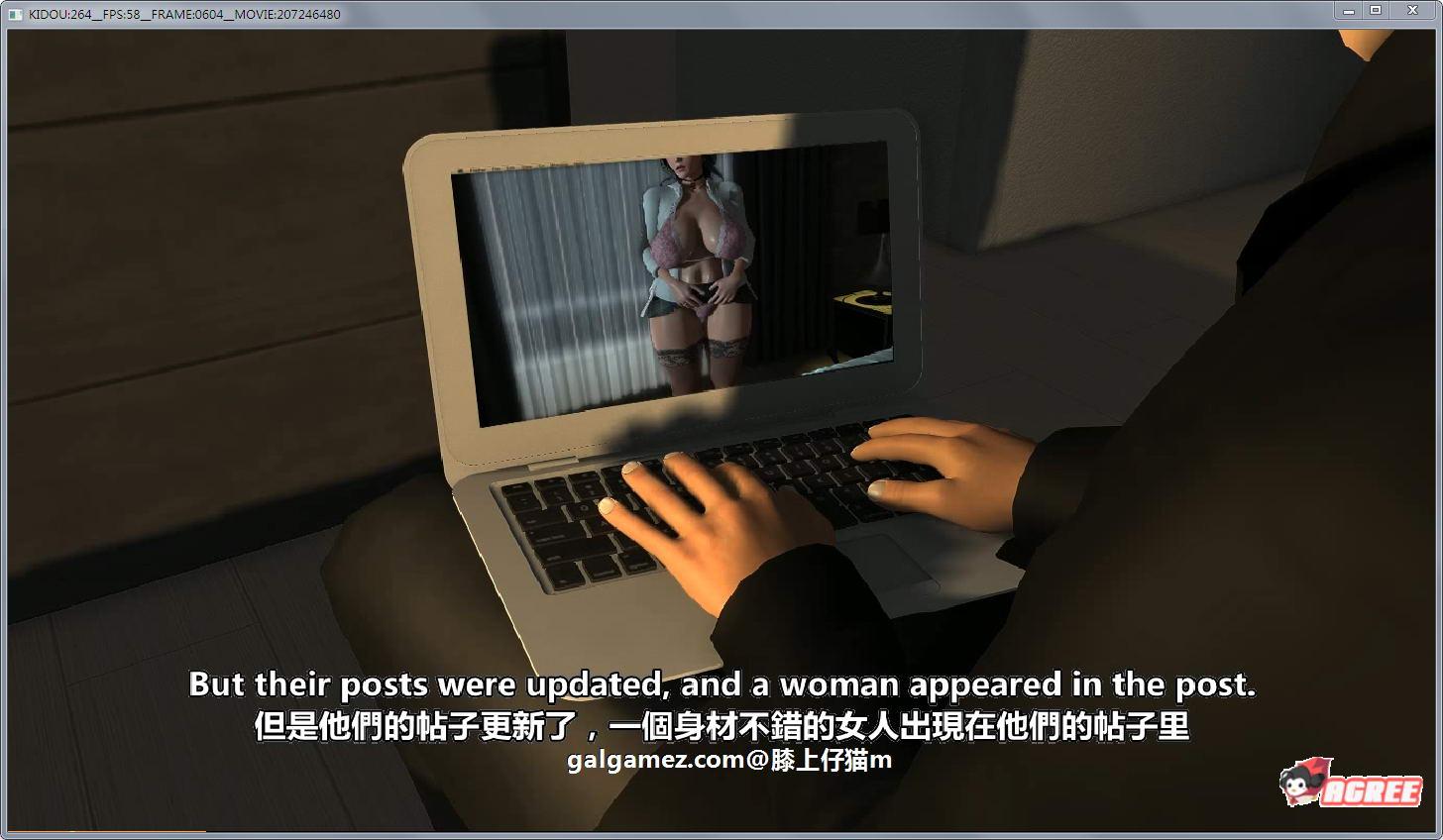 【母系3D/中文/全动态】赌局:被胁迫快感淹没的人妻!中文版+前作+6G动画全集【6.4G】 6
